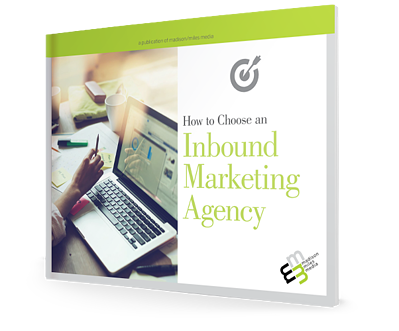 eBook cover for How to Choose an Inbound Marketing Agency