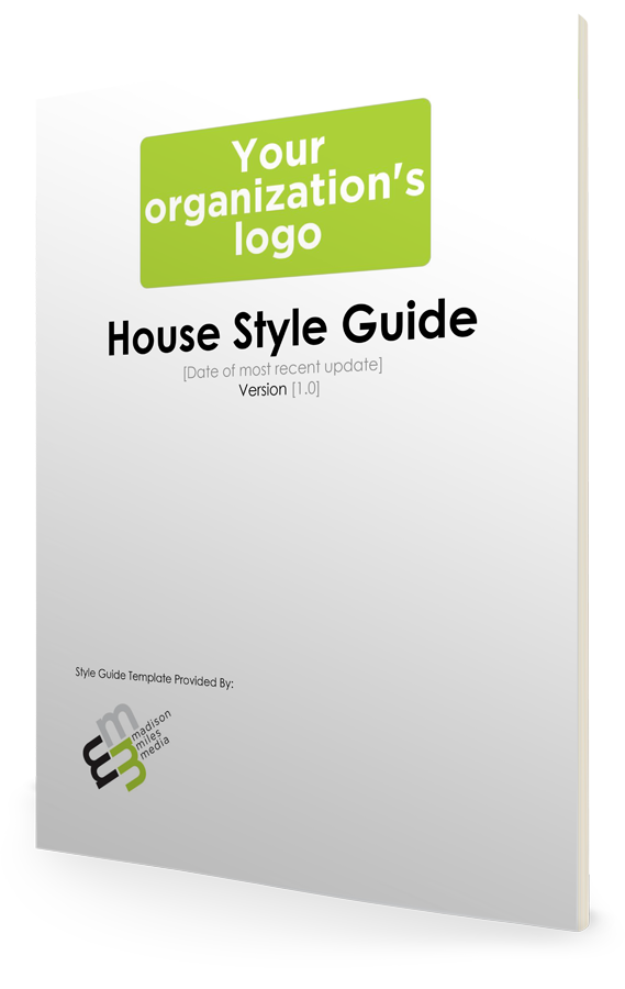 The Style Guide Template